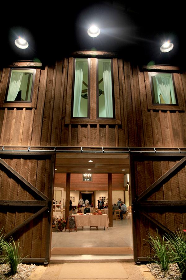 Lone Oak Barn Round Rock Texas