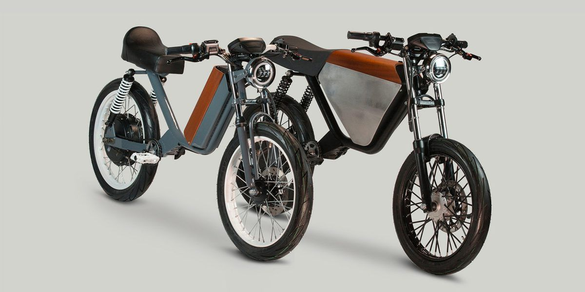Onyx S New Retro Styled 30 And 60 Mph Electric Mopeds Are Practically Electric Motorcycles Electric Moped Electric Motorcycle Moped