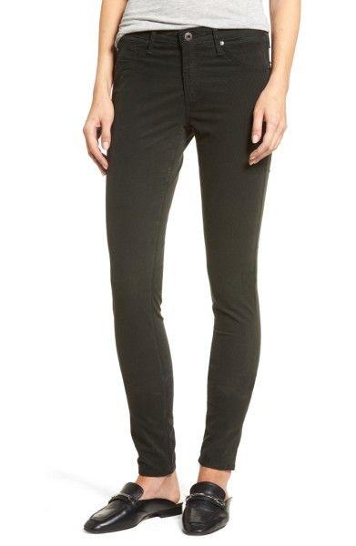 Main Image - AG Stretch Corduroy Pants