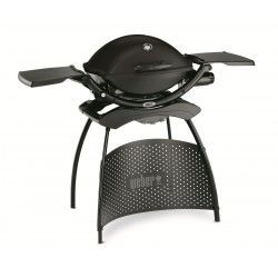 Weber Midi Q2200 Bbq Stand With Images Gas Bbq Weber Gas Bbq Portable Gas Bbq