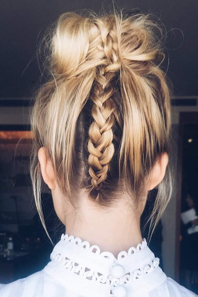 60+ Perfect Hair Updos For Perfect You | Braids for long ...