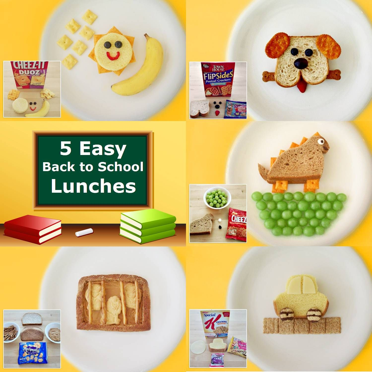 easy lunch ideas for kids these are the best back to school lunch
