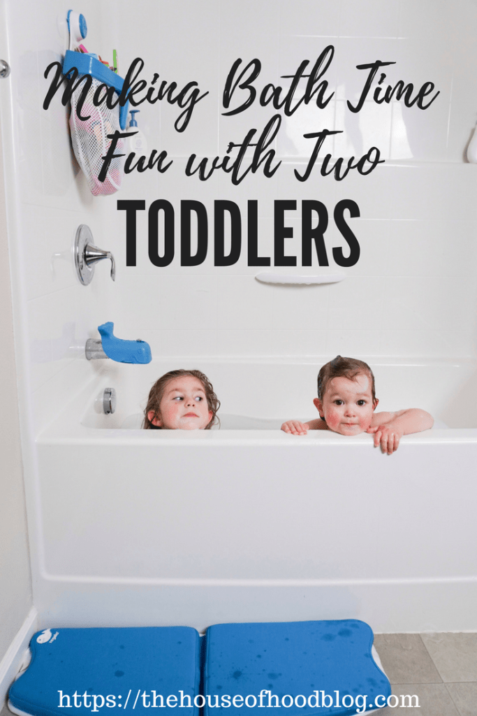Making Bath Time Fun with Two Toddlers   Pinterest   Baby bath time ...