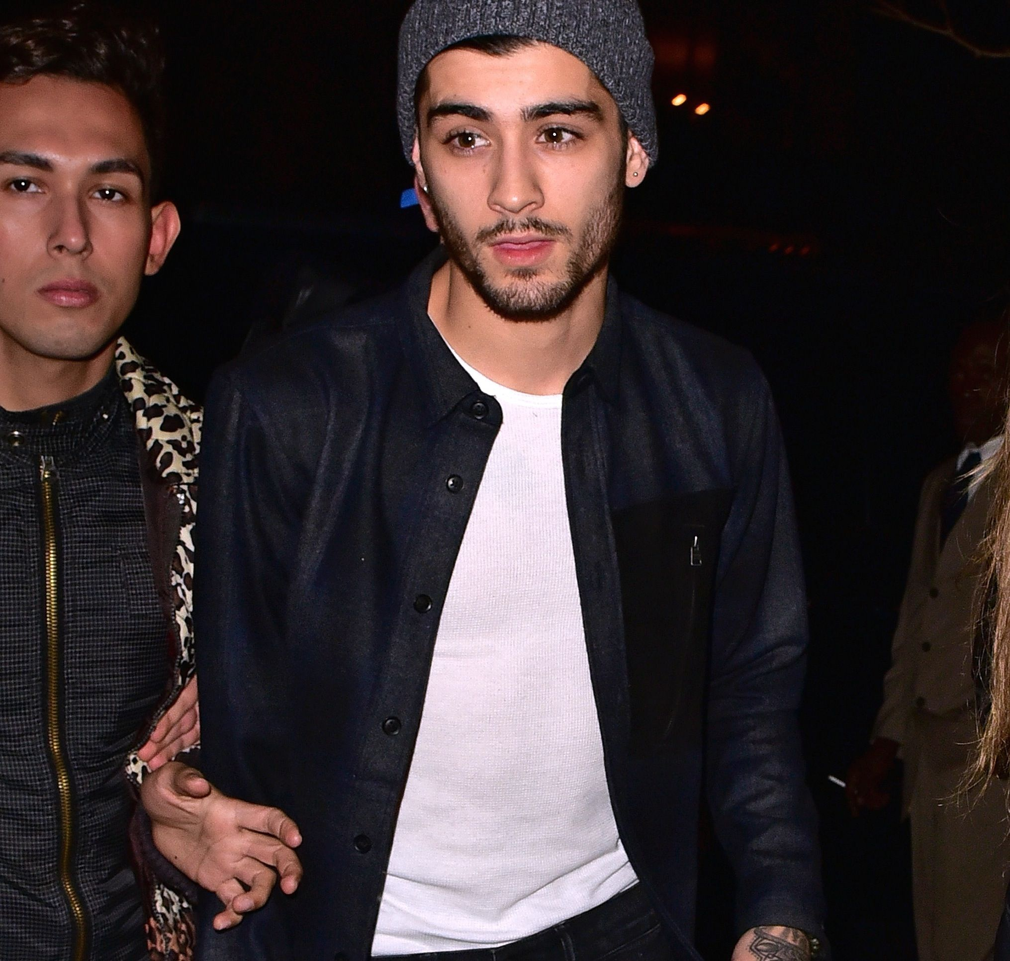 Zayn Malik, we love you — but you're tearing us apart. As if we didn't already know how creatively unfulfilled the Bradford Bad Boy felt in One Direction, he...