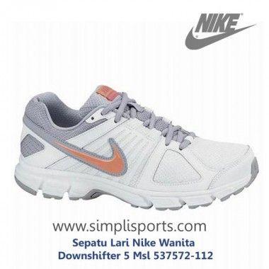 Sepatu Lari Nike Wanita Downshifter 5 Msl 537572 112 Ori Sepatu
