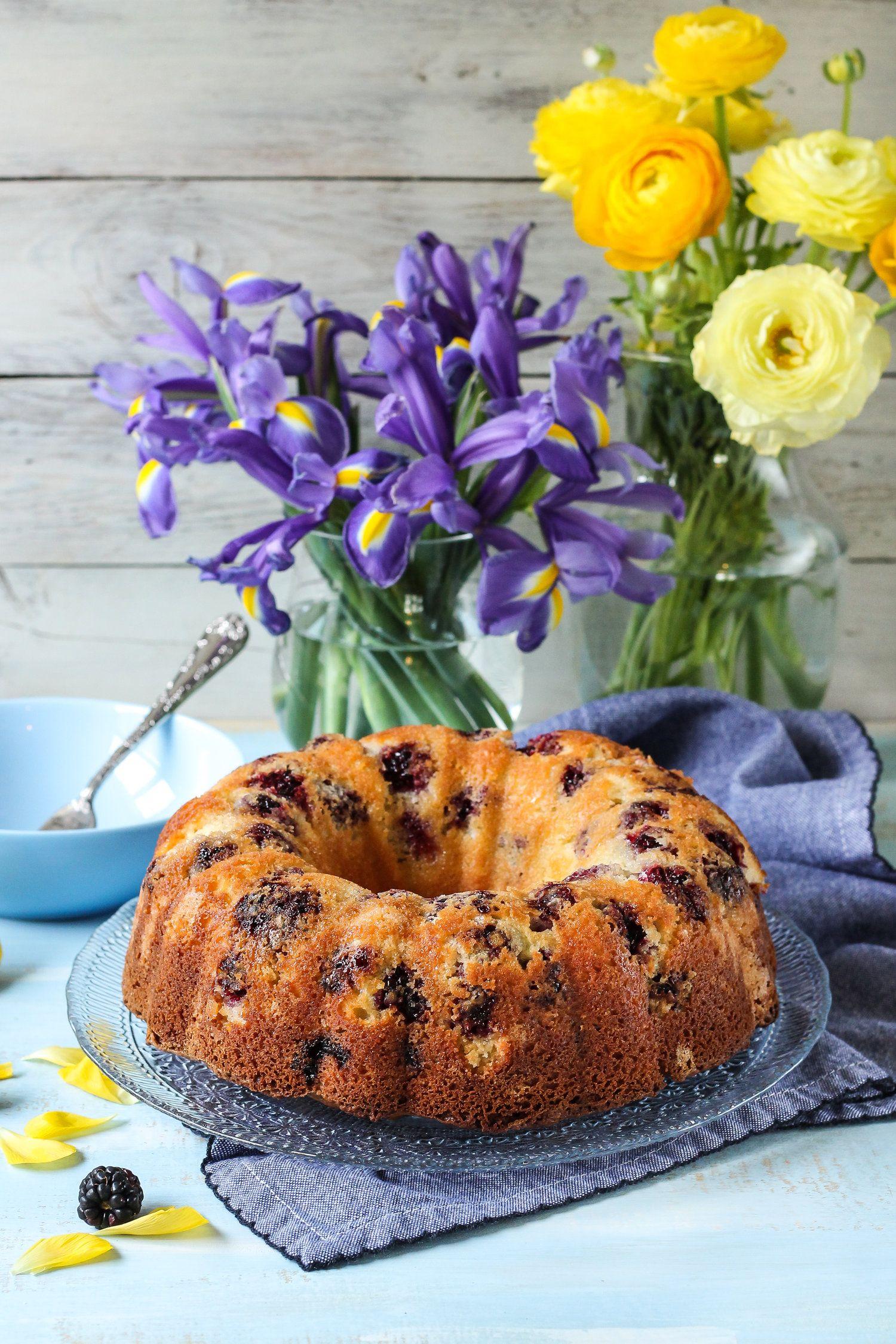 30+ Blueberry sour cream cake with lemon glaze inspirations
