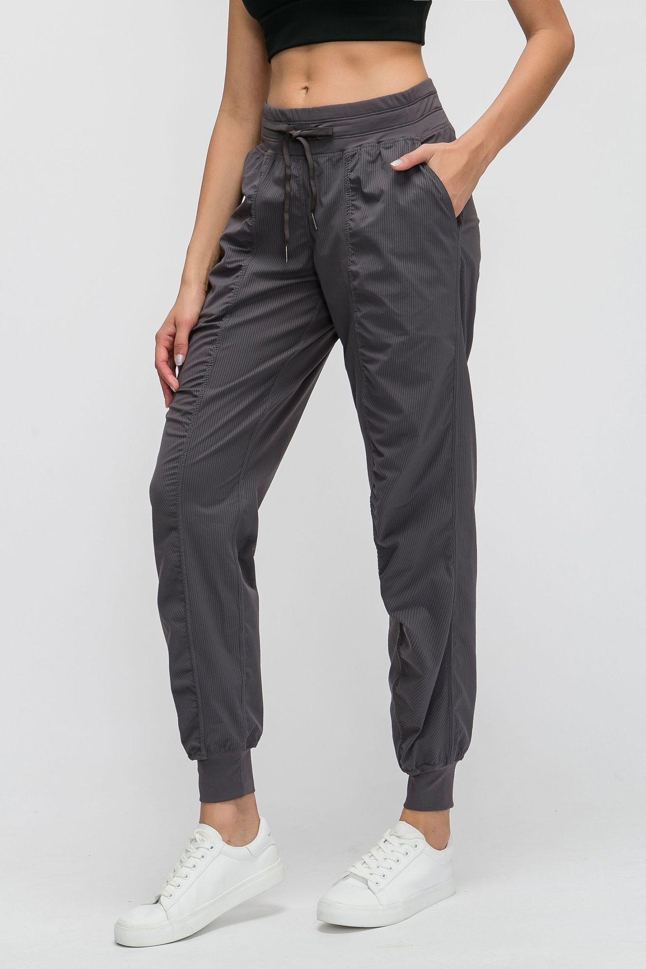 Aqua leggings jogger Mila Comfort-Fit Drawstring Sport Pants