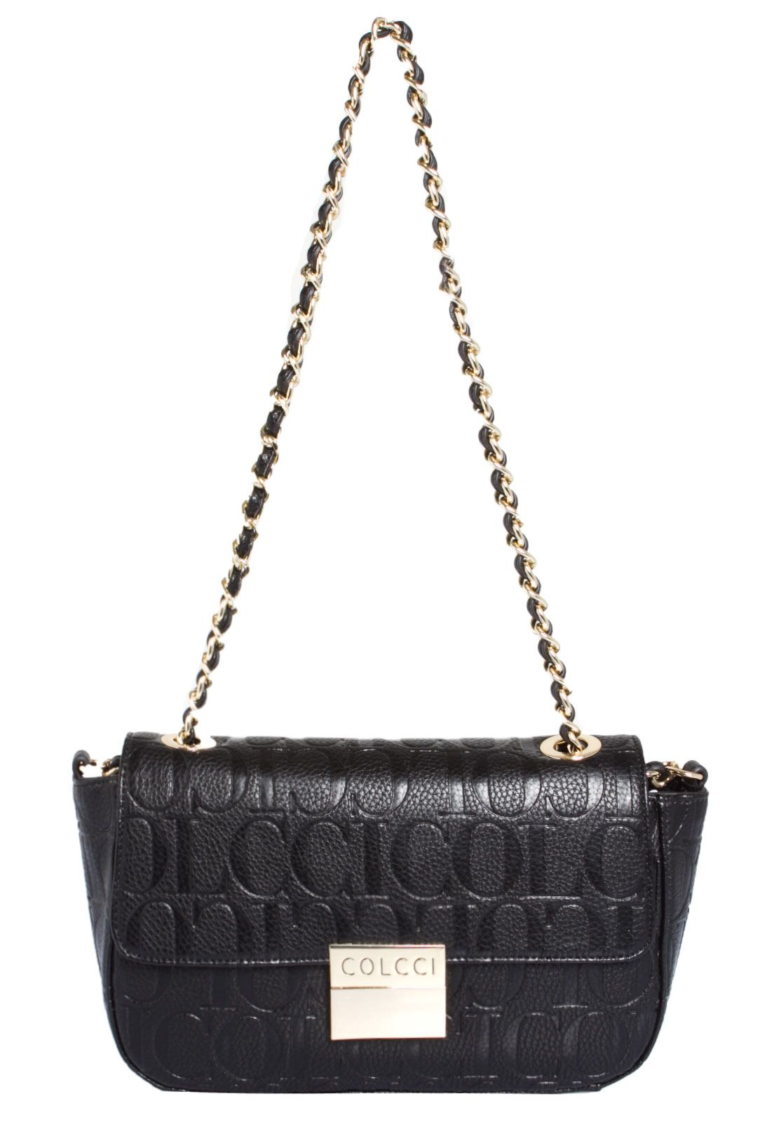 Bolsa Colcci Preta - Compre Agora   Dafiti Brasil   DESIGNER ... 303bd45fe9