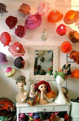 f5d573dd5255b boutique chapeau marguerite   Chapeaux   Hats, Candles et Boutique
