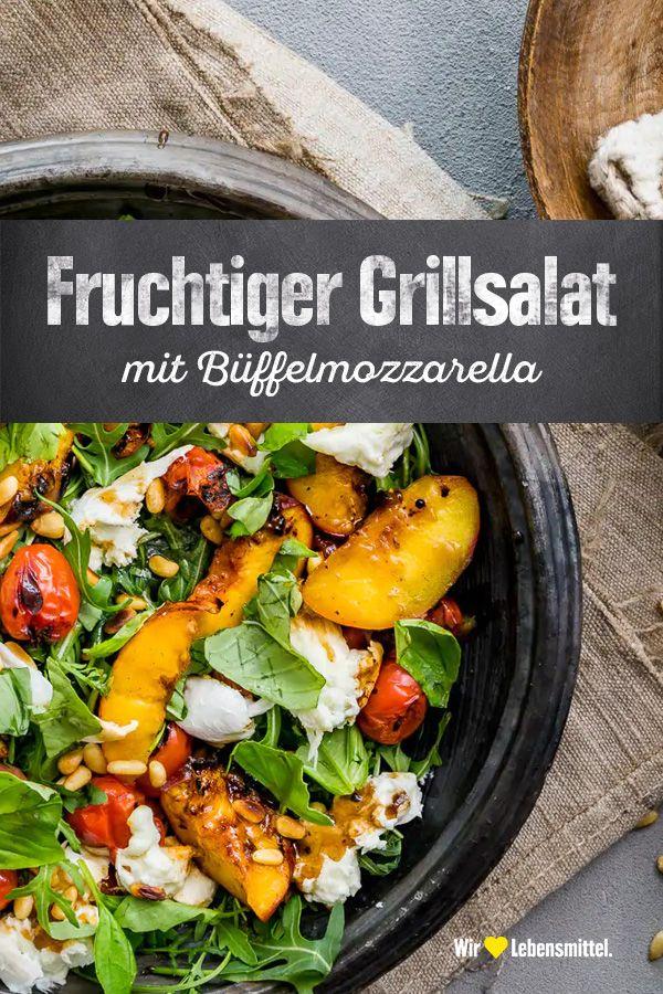 Fruchtiger Grillsalat