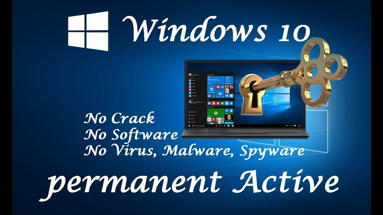 2018 Windows 10 All versions activation for free 👍👍👍, No