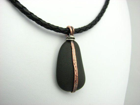 Photo of soldering beach stone jewelry – Google Search