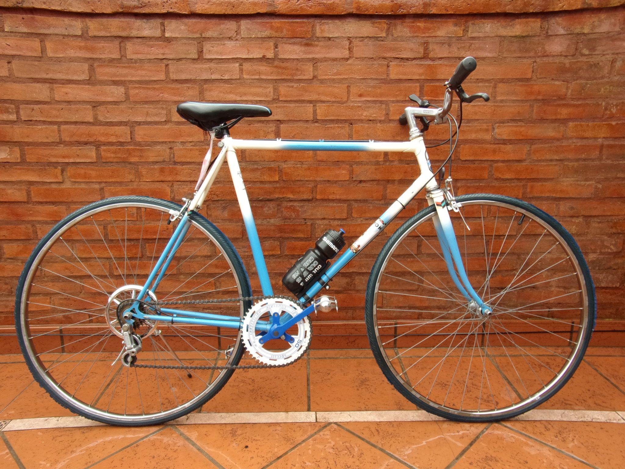 Bicicleta ESTILO FIXIE \