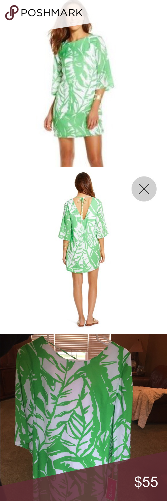 Lilly Pulitzer For Target Green Dress Nwt Sz Small Green Dress Clothes Design Lilly Pulitzer Target [ 1740 x 580 Pixel ]