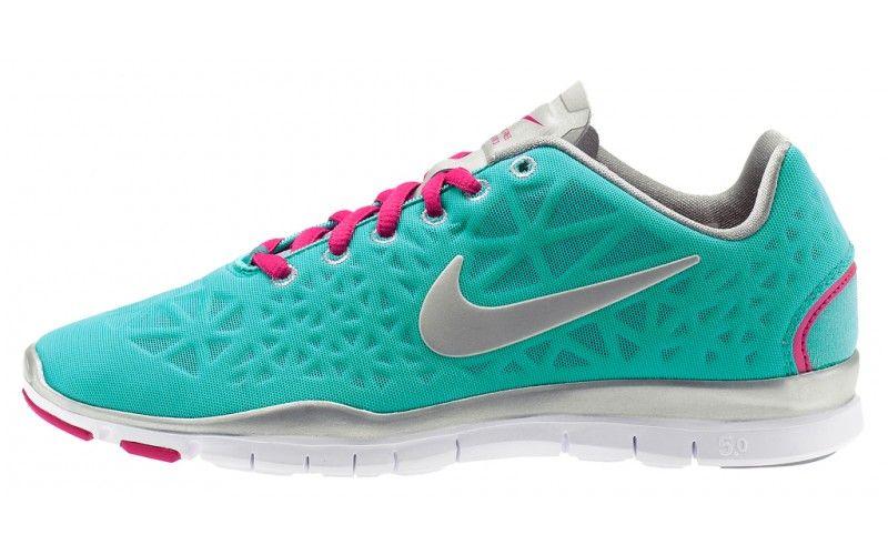 Nike Schuhe Nike Free Run 3 Damen blau Fire Berry runners