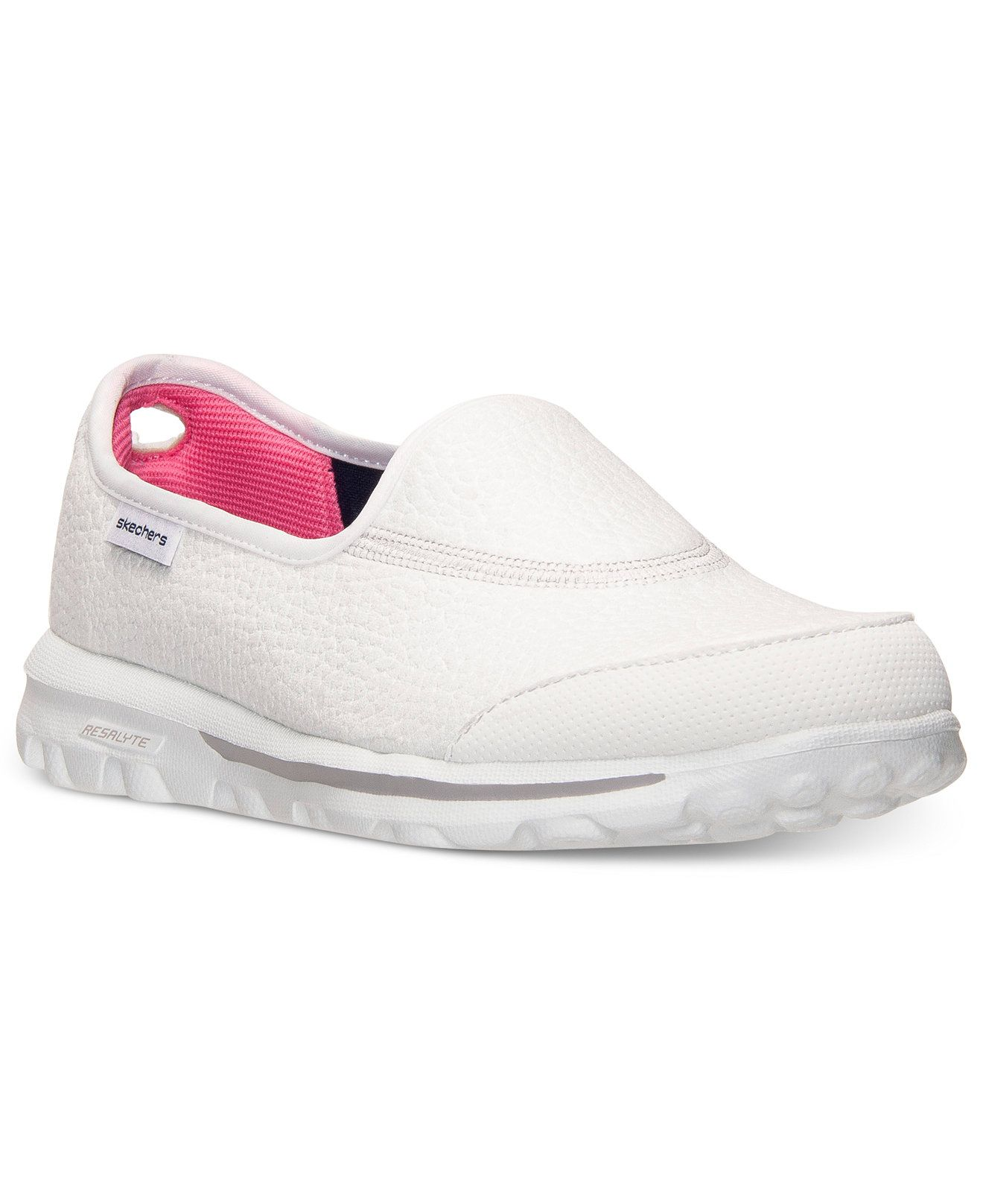 Skechers Women S Gowalk Aspire Memory Foam Walking Sneakers From