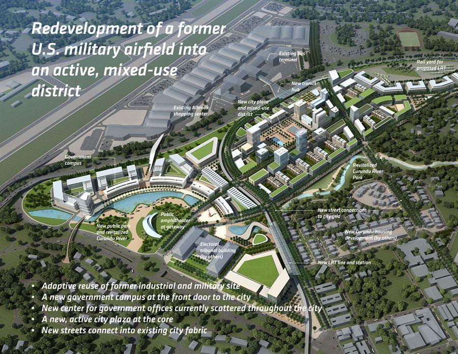 Metropolitan Area Projects Plan