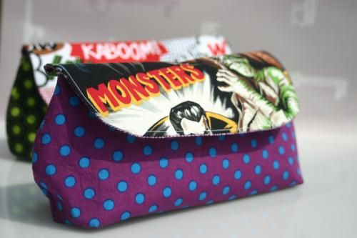 Isla Clutch -  Monsters are coming!