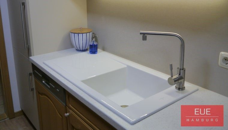 Keramikspüle Timeline 60 Timeline - villeroy und boch waschbecken küche