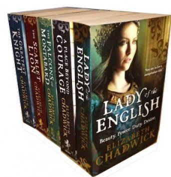 Elizabeth Chadwick Collection 5 Books Set Amazon Co Uk Elizabeth Chadwick Books Book Set Elizabeth Chadwick Books