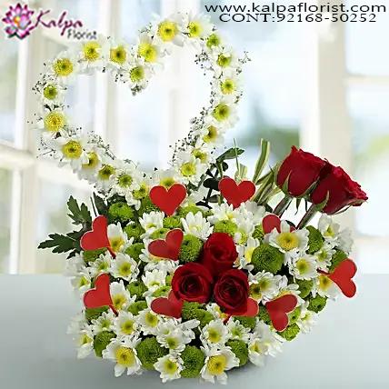 Kalpa Florist Send Cakes Flowers To Jalandhar Punjab India Flowers Online Buy Flowers Online Flower Delivery