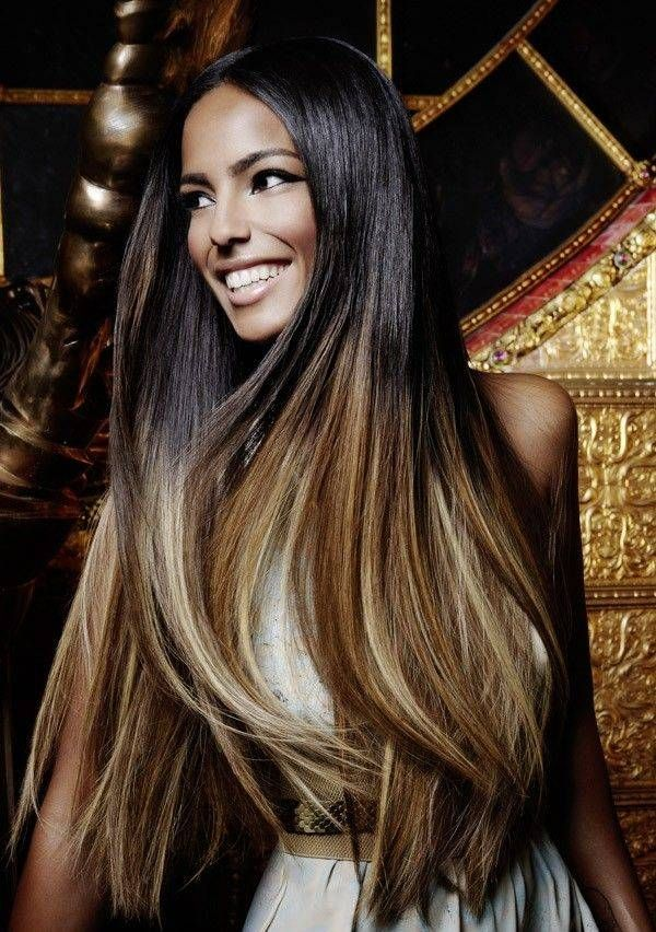 Tremendous 1000 Images About Hair On Pinterest Ombre Caramel Highlights Short Hairstyles For Black Women Fulllsitofus