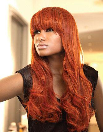 Black Coloured Hair Style Thirstyroots Com Black Hairstyles Ginger Hair Color Hair Color For Black Hair Dark Orange Hair