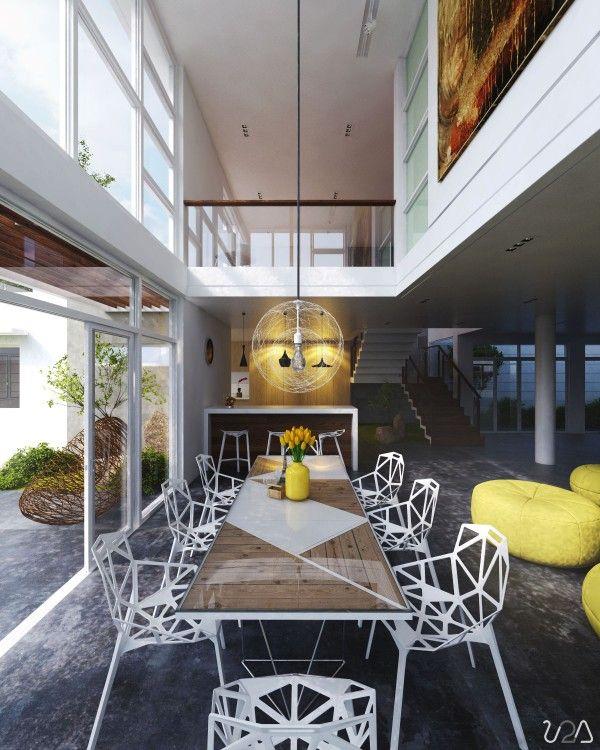 Formal Dining Room Decor Ideas #decor #idea