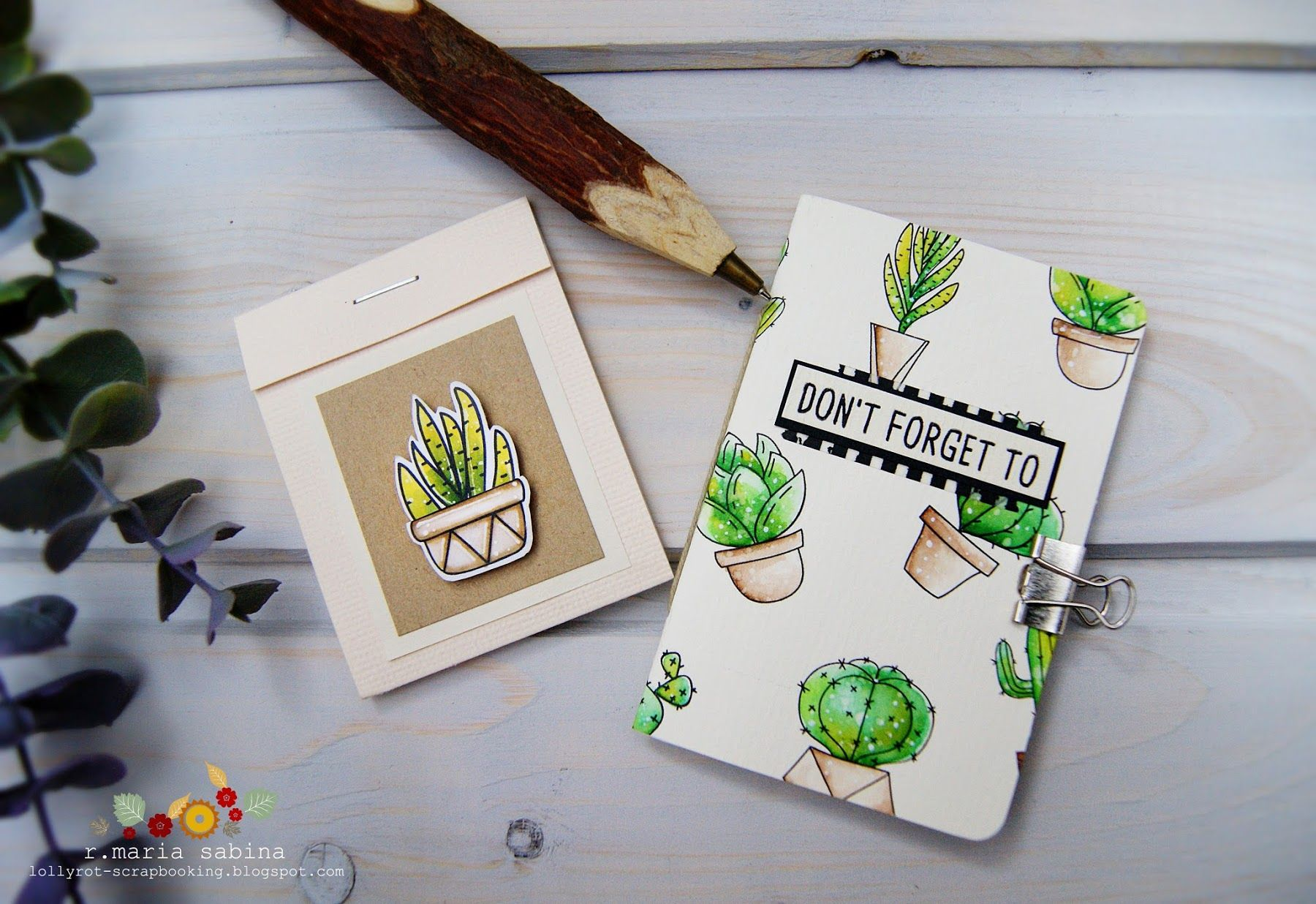 Lollyrot Scrapbooking: Don't forget to...