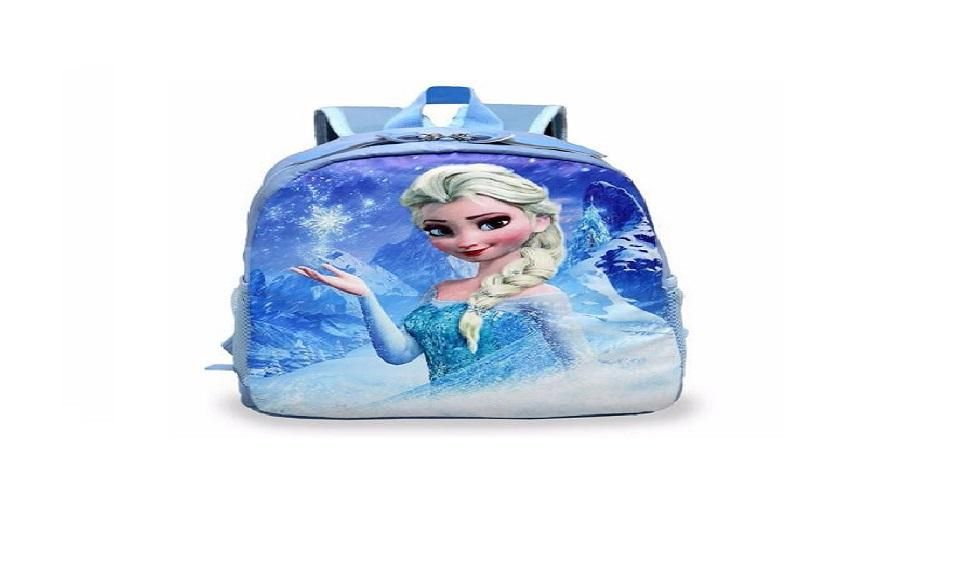Princess Elsa School Bags for Girls Kids Bookbags Children Mini Schoolbag