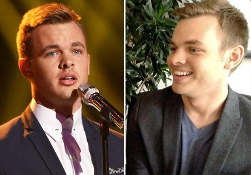 American Idols Clark Beckham Talks Sunday Morning Chords Police