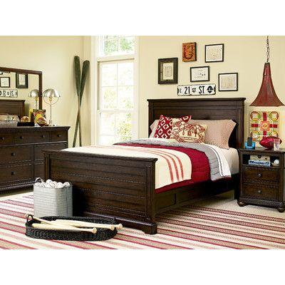 SmartStuff Furniture Paula Deen Kids Panel Customizable Bedroom Set & Reviews | Wayfair