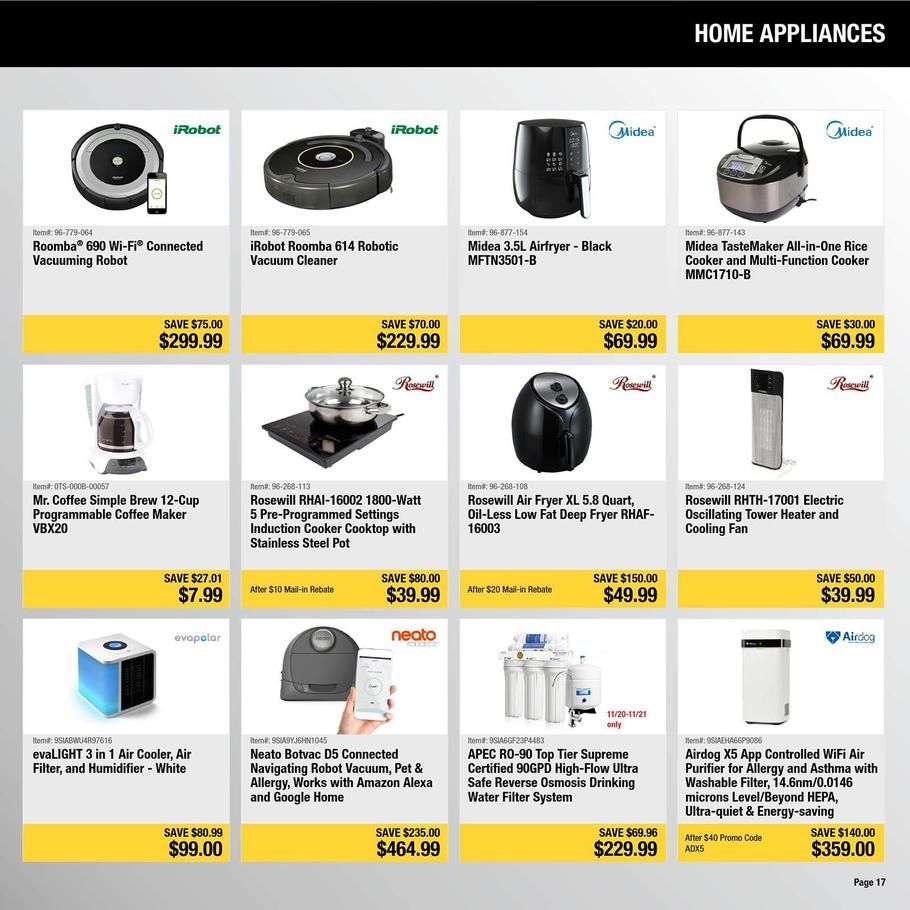 Newegg Black Friday 2017 Ads and Deals Get all of the