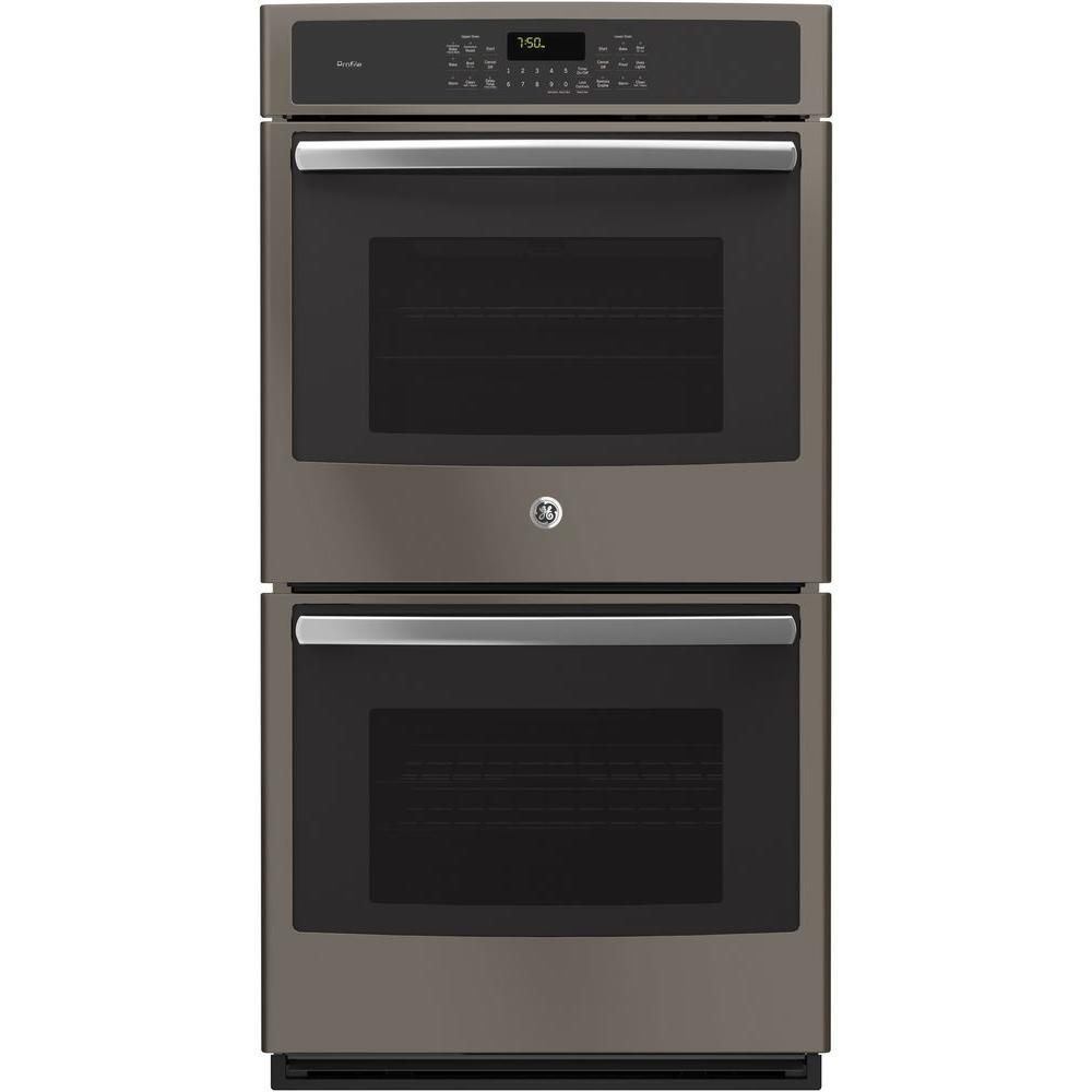 Ge Profile 27 In Double Electric Smart