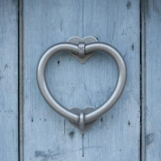 The Jim Lawrence Heart Door Knocker has always been a very popular product. Designed originally by one of our customers the design was loved by all so much ... & The Jim Lawrence Heart Door Knocker has always been a very popular ...