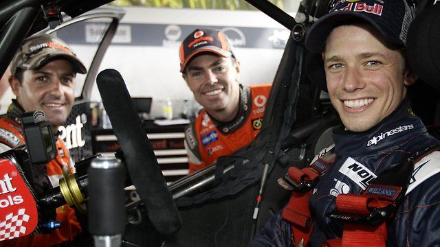 Two Time Motogp Champion Casey Stoner To Drive In V8 Supercars Super Cars V8 Supercars Latest Cars