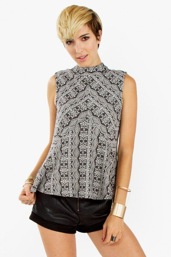 Mantra Top, $50.00 by TIFFANY BLOSSOM BOUTIQUE