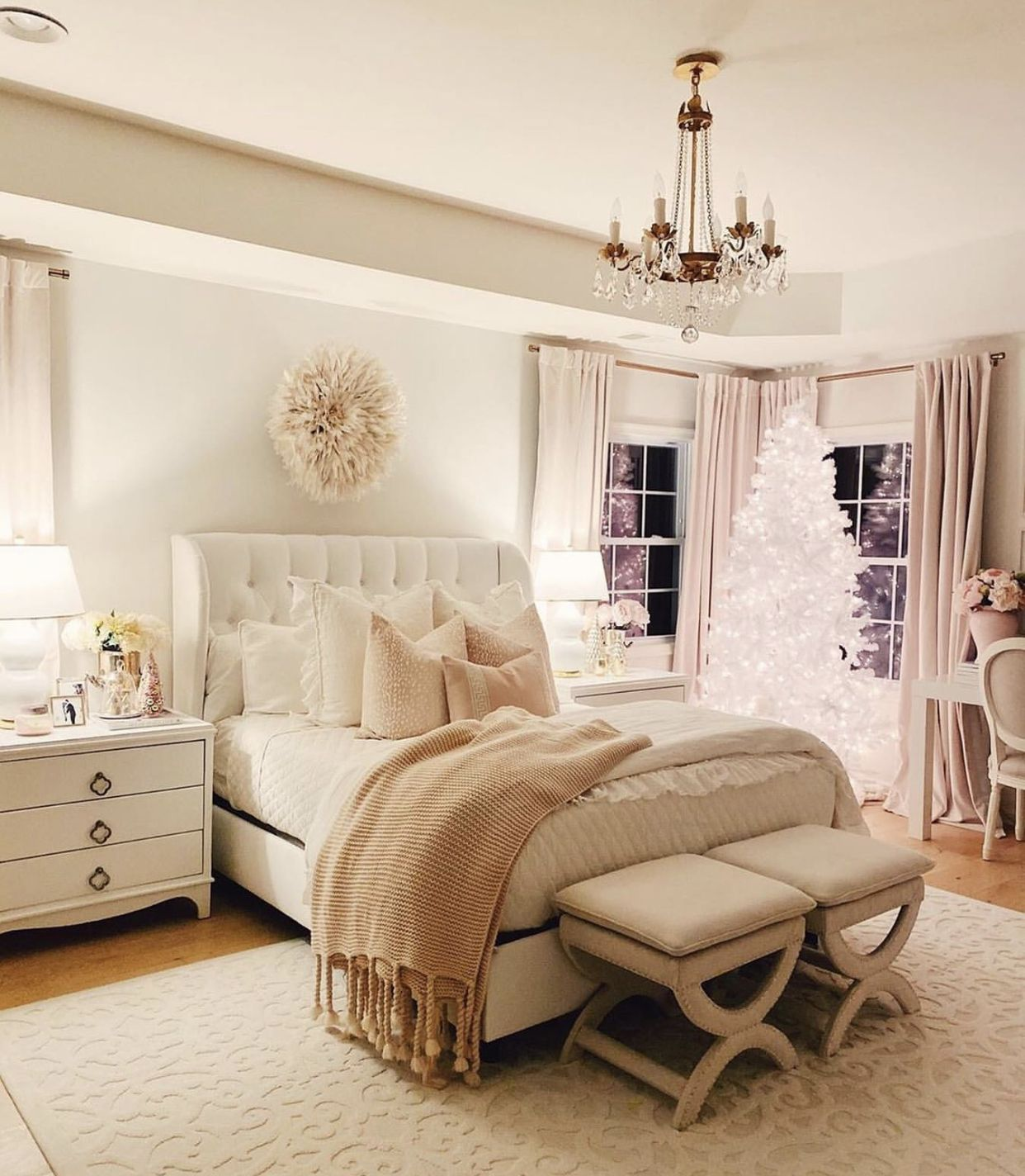 Pin On Cozy Living Space Ideas Beige bedroom decorating ideas