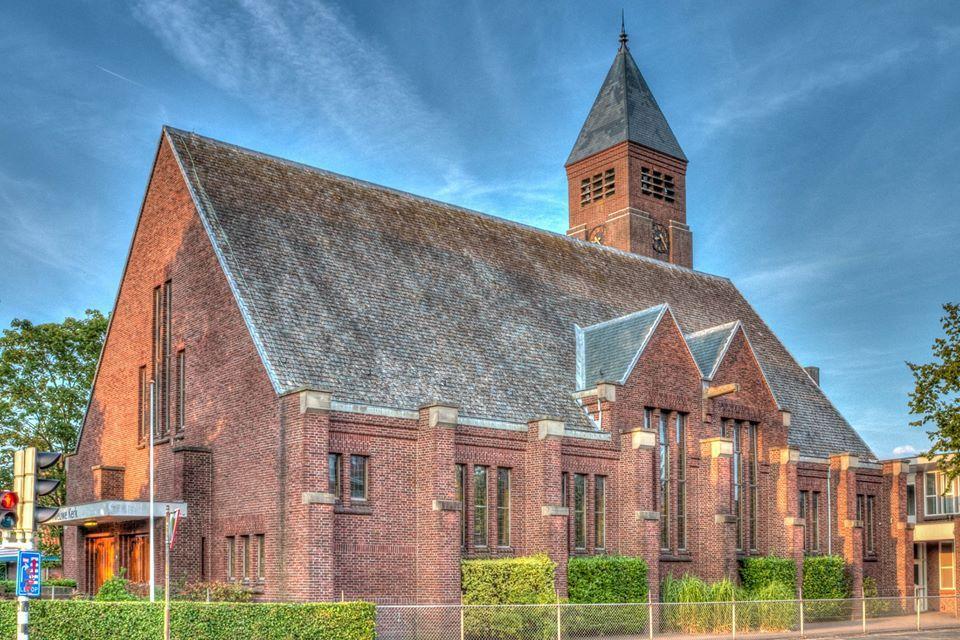 Nieuwe Kerk by Herman de Raaf
