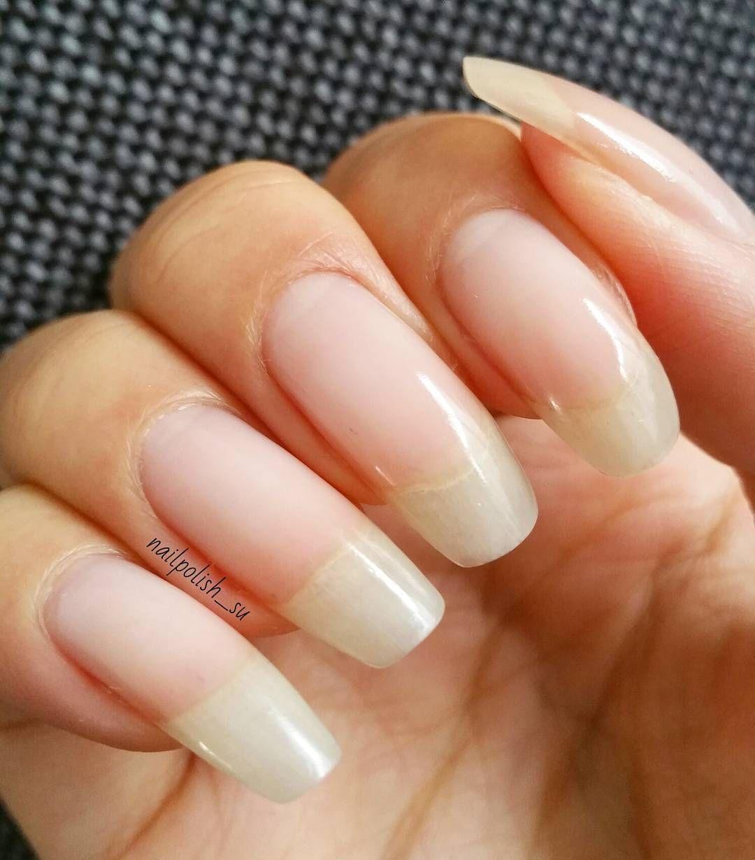 ❤ these nails | natural nails | Pinterest | Natural nails, Pink ...