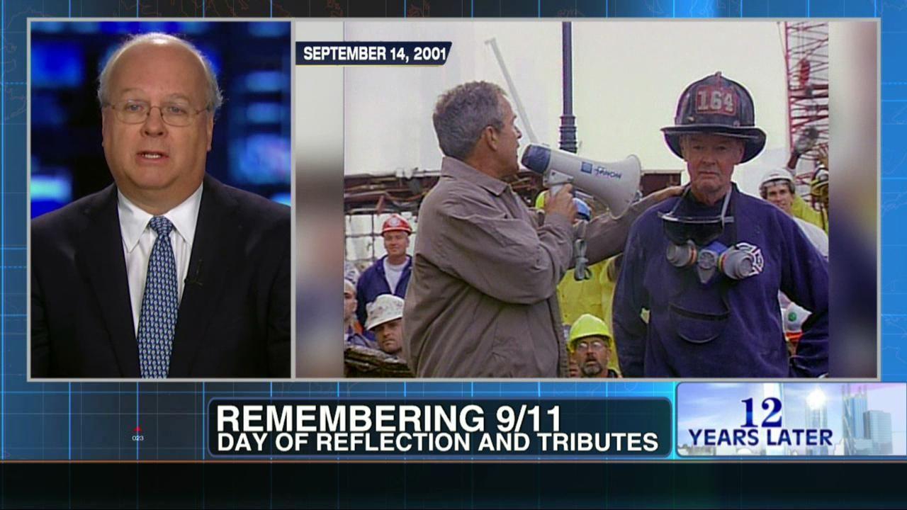 Karl Rove Tells The Story Behind President Bush S Ground Zero