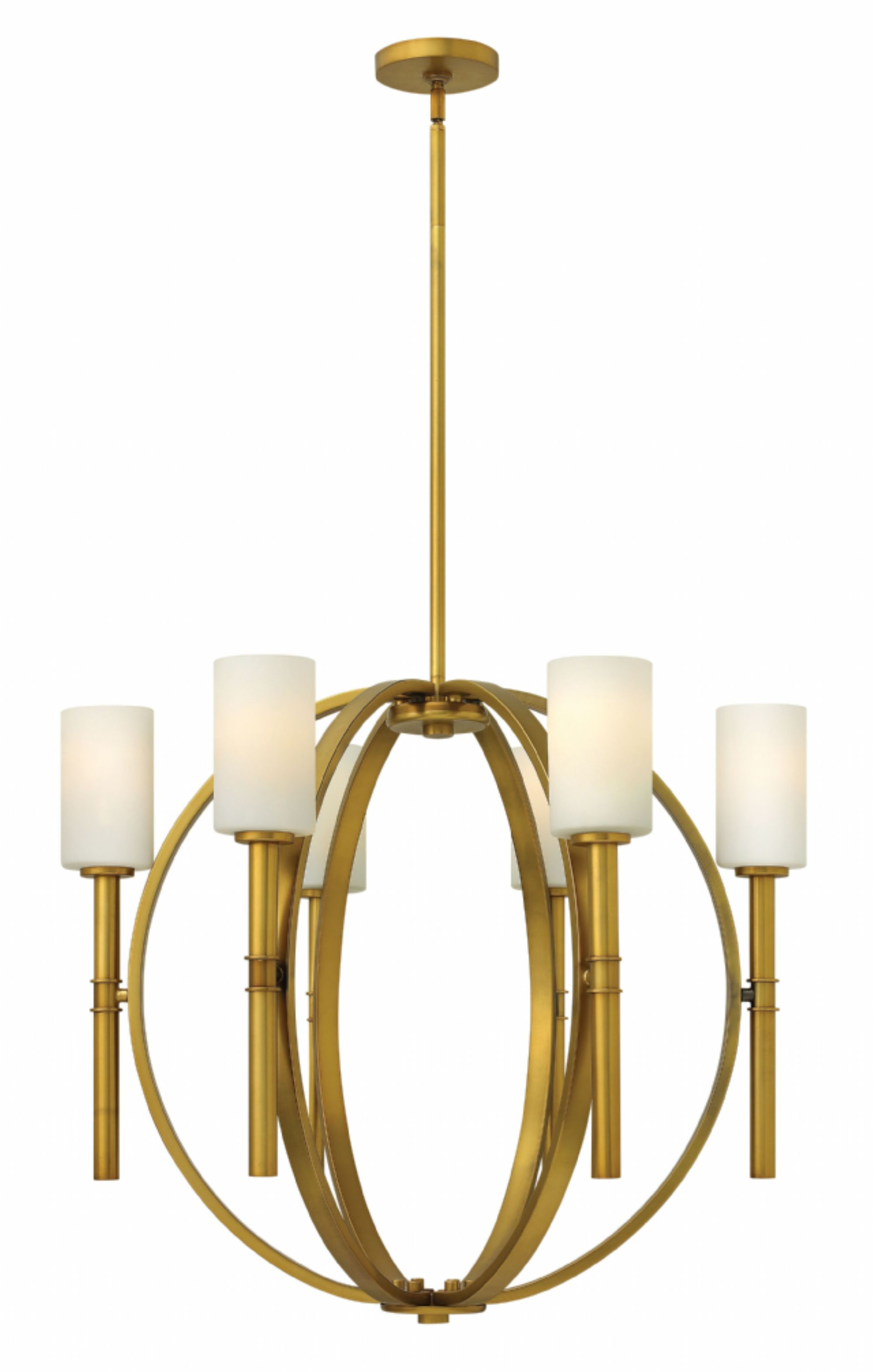 Hinkley lighting margeaux 3586vs living room chandelier margeaux 6 arm chandelier with etched opal glass shades arubaitofo Images