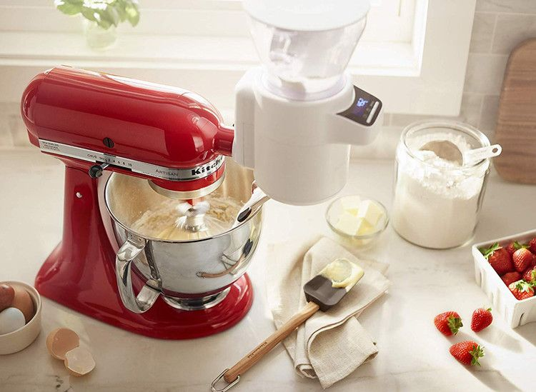 Kitchenaid S New Stand Mixer Attachment Is Here To Amp Up Your
