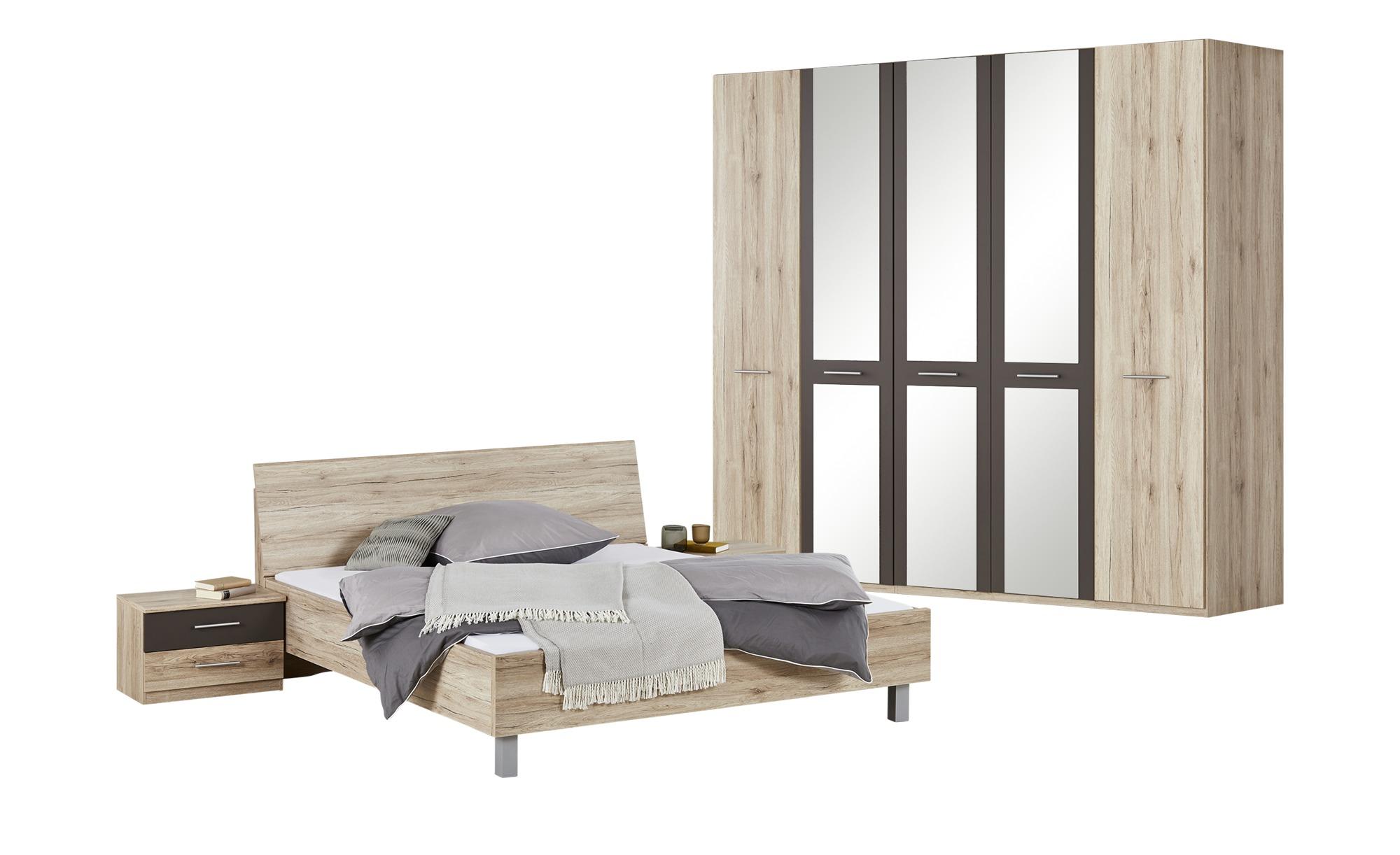 Schlafzimmer 4-teilig Pompea Jetzt bestellen unter: https://moebel ...