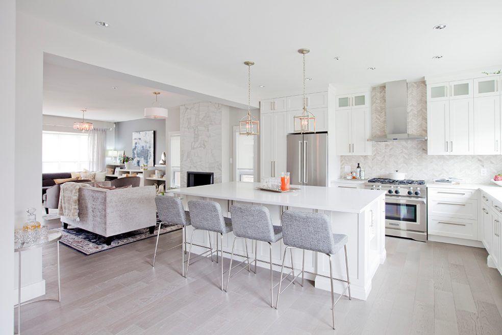 Love It Or List It Vancouver Eva Chris Jillian Harris Design Inc Interior Design Kitchen Home Decor Home