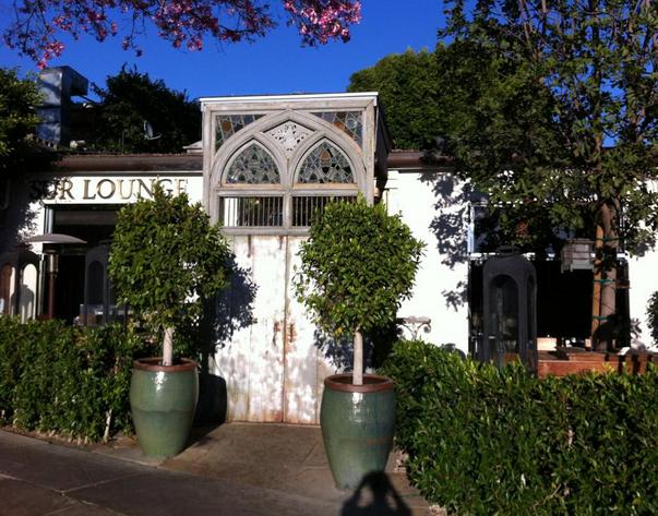 Sur Restaurant And Bar 606 North Robertson Blvd West Hollywood Ca