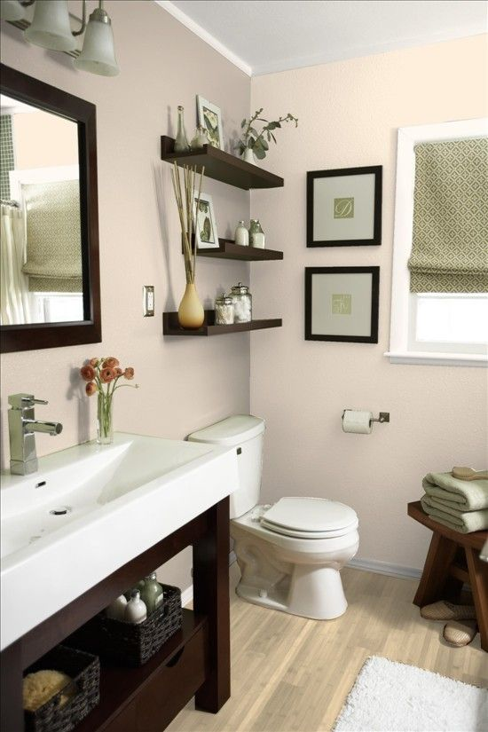Family room master bath better homes and gardens my for Benjamin moore eco spec paint reviews