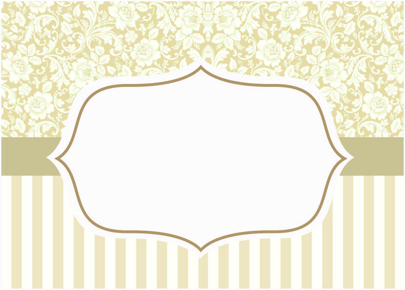 Convites estilo Shabby grátis para baixar e editar | Layouts ...