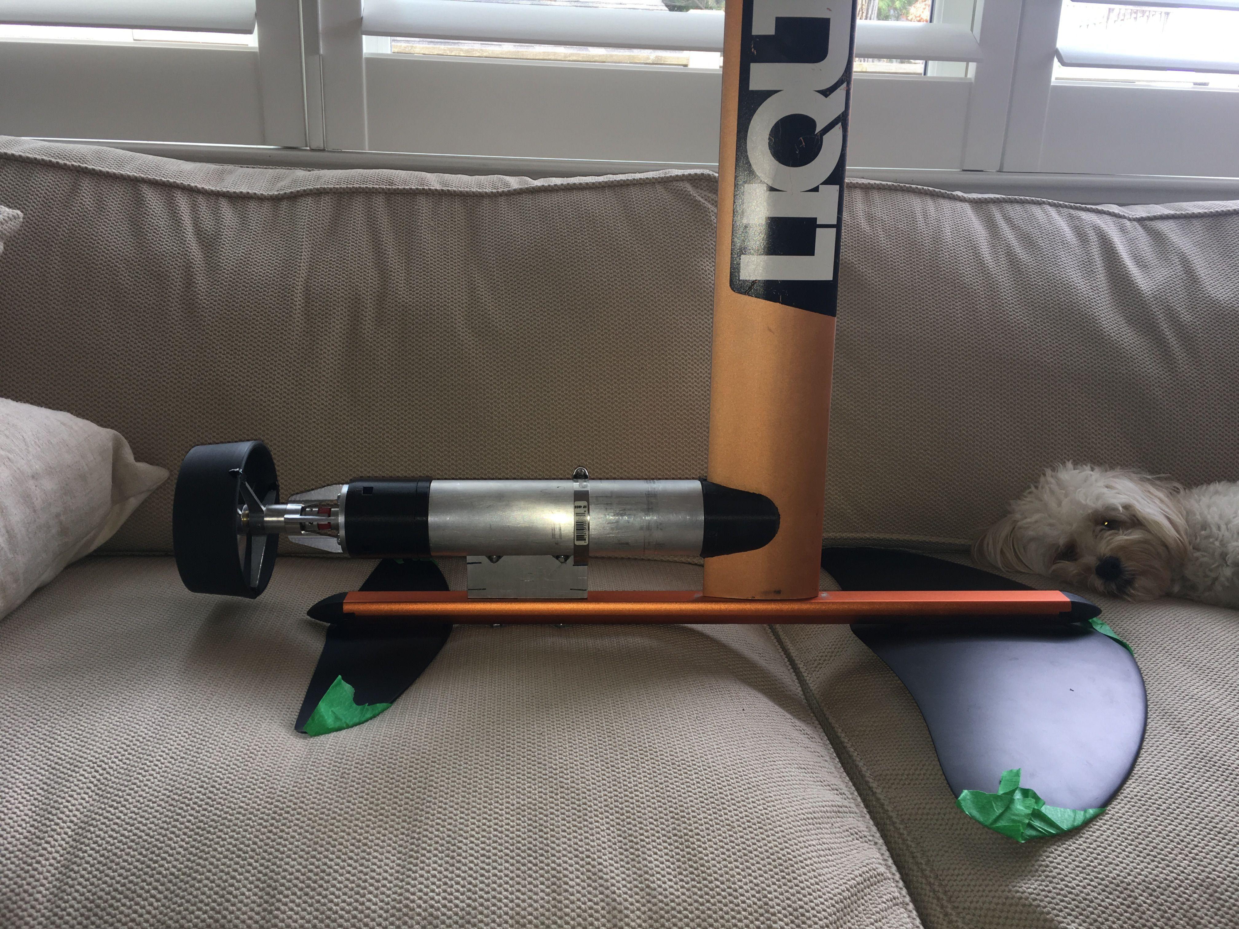 DIY Electric Hydrofoil Board Design DIYsolarenergy