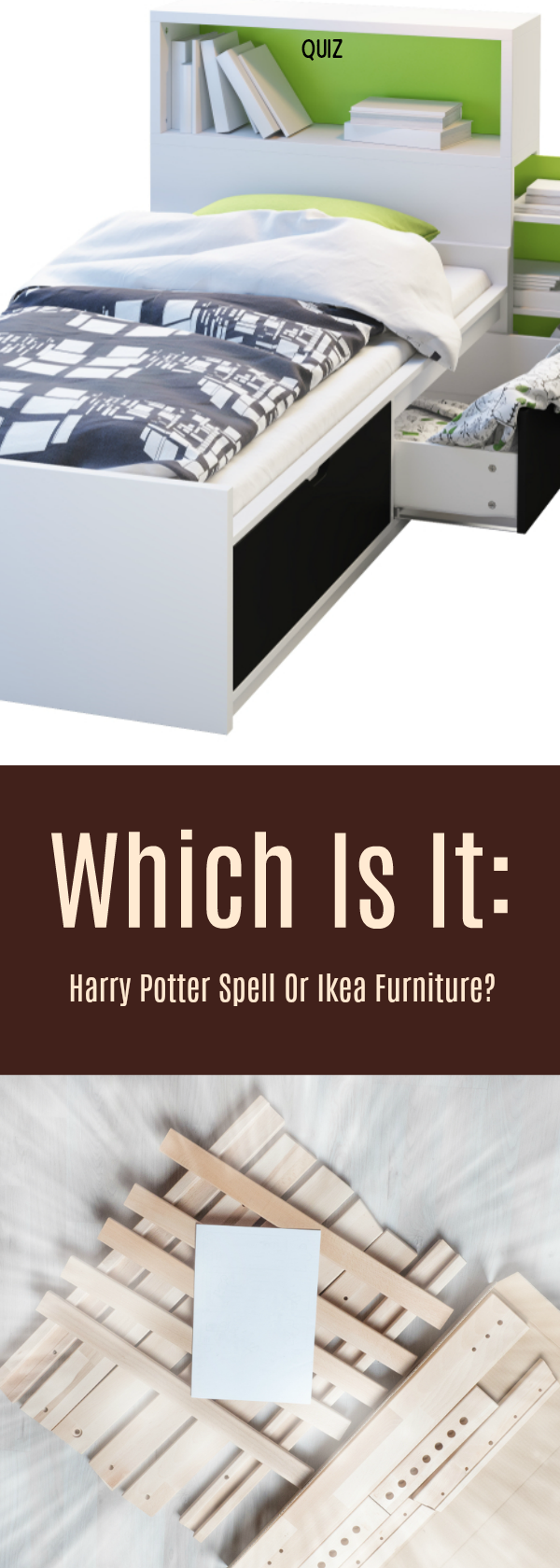 Which Is It Harry Potter Spell Or Ikea Furniture Quiz Stuff